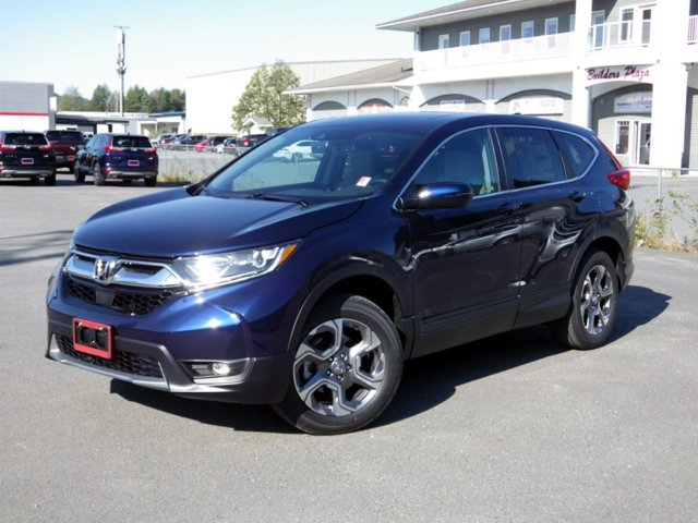 New 2019 Honda CR-V in Juneau, AK