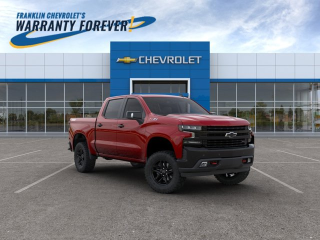 New 2020 Chevrolet Silverado 1500 in Statesboro, GA