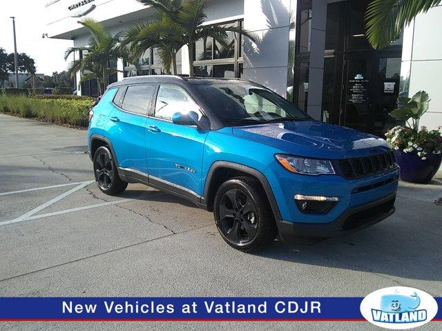 New 2020 Jeep Compass in Vero Beach, FL