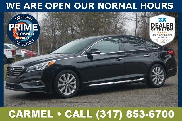 Used 2016 Hyundai Sonata in Indianapolis, IN