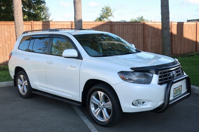 Used 2008 Toyota Highlander in Lakewood, WA