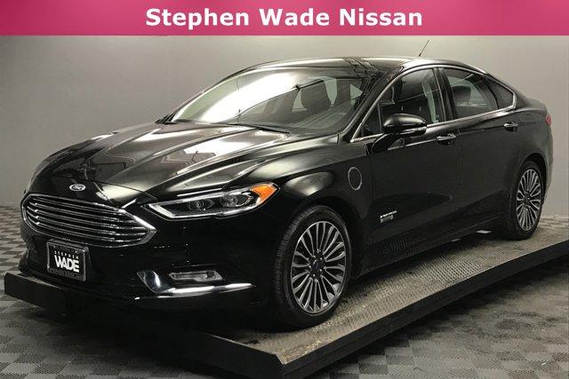 Used 2017 Ford Fusion Energi Platinum