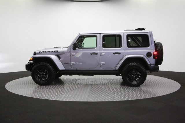 2019 Jeep Wrangler Unlimited for sale 125561 55