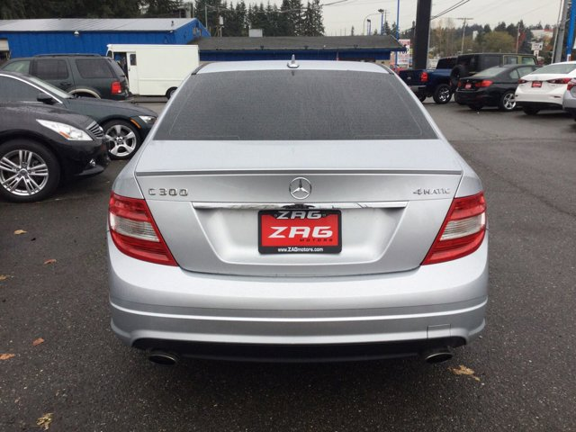 Used 2011 Mercedes-Benz C-Class 4dr Sdn C 300 Sport 4MATIC