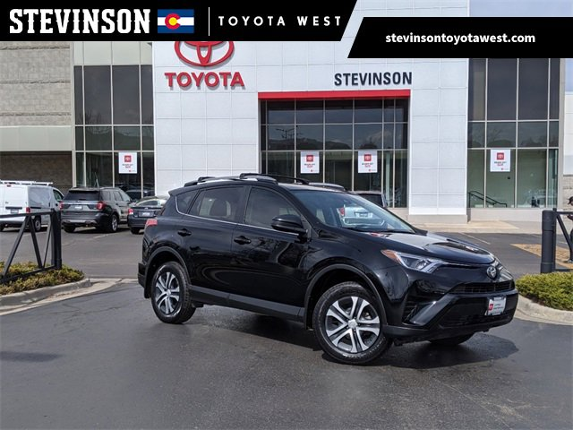 Used 2017 Toyota RAV4 in Lakewood, CO