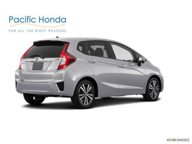 New 2017 Honda Fit EX-L CVT w-Navi
