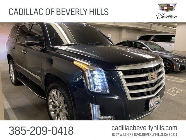 2019 Cadillac Escalade Luxury 2WD 4dr Luxury Gas V8 6.2L/376 [4]