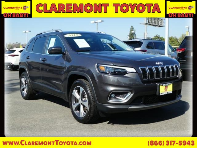 Used 2019 Jeep Cherokee in Claremont, CA