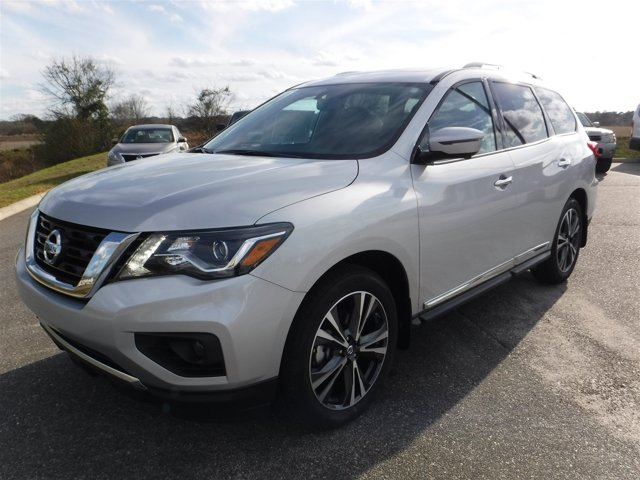 New 2017 Nissan Pathfinder in Enterprise, AL