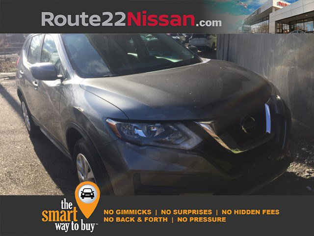 2018 Nissan Rogue S AWD S Regular Unleaded I-4 2.5 L/152 [4]