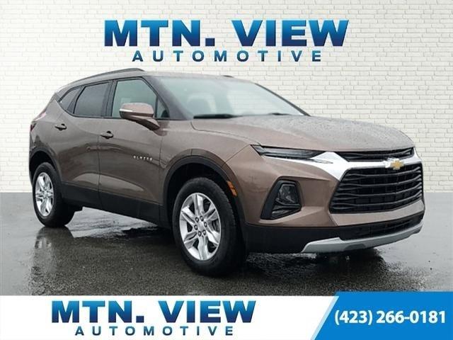 New 2020 Chevrolet Blazer in Chattanooga, TN