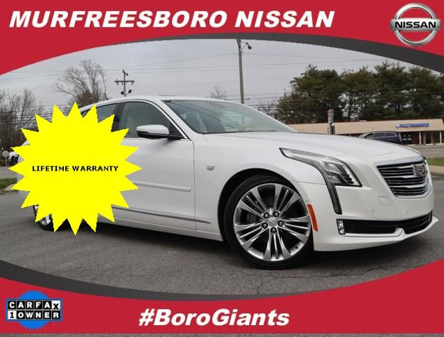 Used 2017 Cadillac CT6 in Murfreesboro, TN