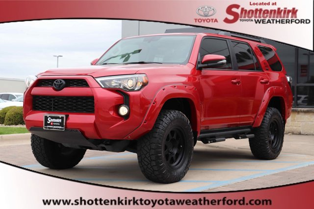 Used 2016 Toyota 4Runner in Granbury, TX