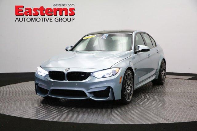 2016 BMW M3 Competition 4dr Car