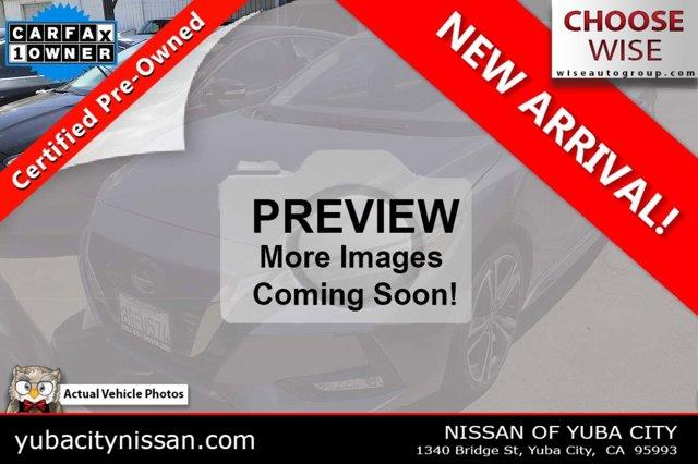 2020 Nissan Sentra SR SR CVT Regular Unleaded I-4 2.0 L/122 [17]