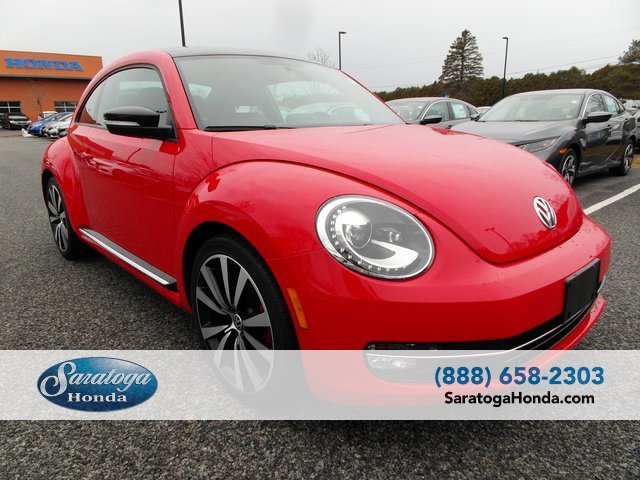 Used 2012 Volkswagen Beetle in Saratoga Springs, NY