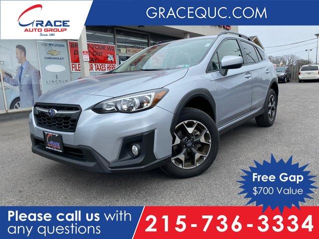2019 Subaru Crosstrek Premium 36300 miles VIN JF2GTACC8K8271119 Stock  1975776138 23995