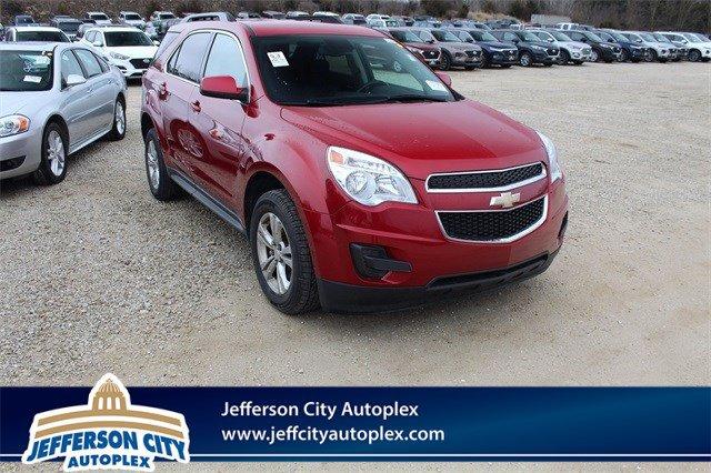 Used 2015 Chevrolet Equinox in Jefferson City, MO