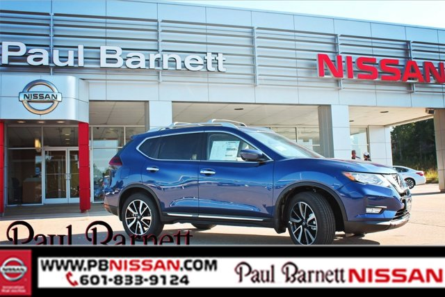 New 2020 Nissan Rogue in Brookhaven, MS