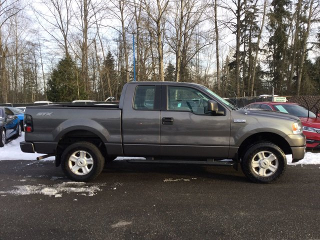 Used 2005 Ford F-150 Supercab 133 STX 4WD