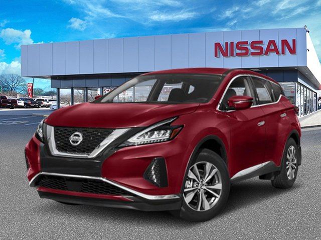 2020 Nissan Murano SV AWD SV Regular Unleaded V-6 3.5 L/213 [2]