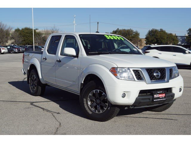 2019 Nissan Frontier PRO-4X  Regular Unleaded V-6 4.0 L/241 [6]