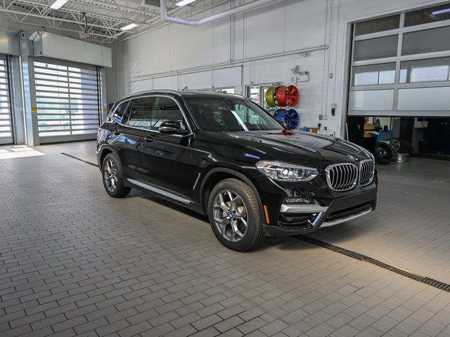 2020 BMW X3 xDrive30i xDrive30i Sports Activity Vehicle Intercooled Turbo Premium Unleaded I-4 2.0 L/122 [3]