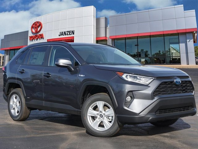 New 2020 Toyota RAV4 Hybrid in Stillwater, OK