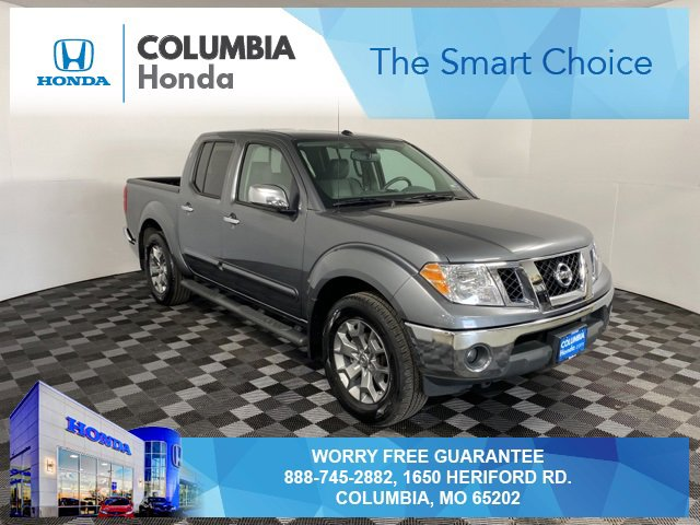 Used 2019 Nissan Frontier in Columbia, MO