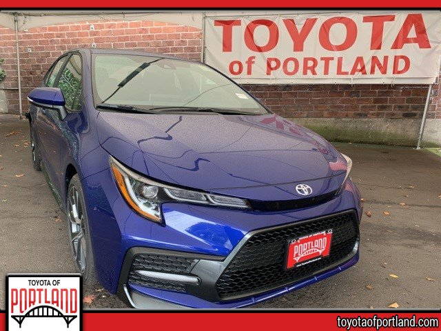 New 2020 Toyota Corolla in , OR