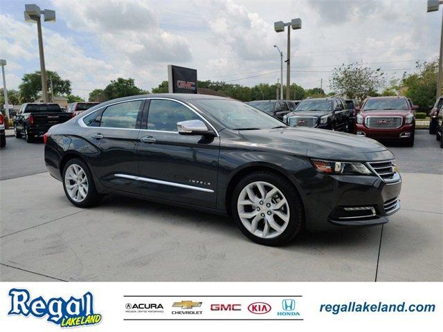 Used 2019 Chevrolet Impala in Lakeland, FL