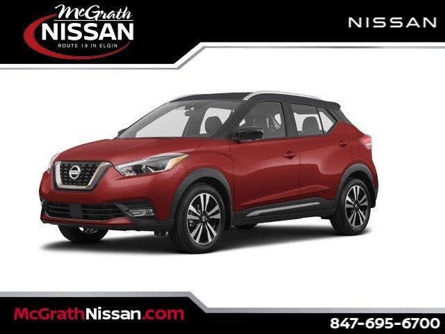 2020 Nissan Kicks SR SR FWD Regular Unleaded I-4 1.6 L/98 [2]