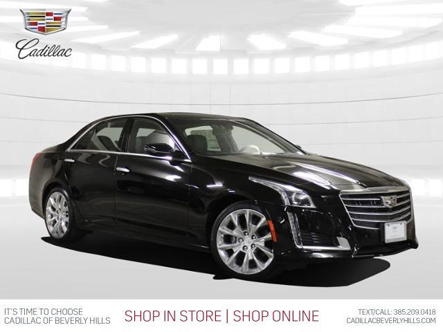 2019 Cadillac CTS Sedan Premium Luxury AWD 4dr Sdn 3.6L Premium Luxury AWD Gas/Ethanol V6 3.6L/222 [7]