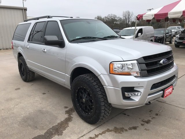 Used 2017 Ford Expedition EL in Conroe, TX