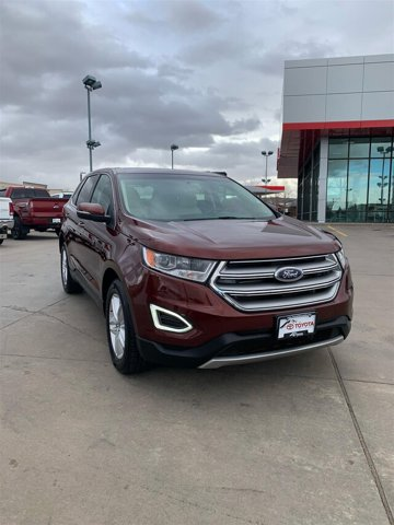 Used 2015 Ford Edge in Laramie, WY