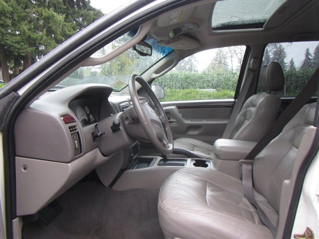 Used 2004 Jeep Grand Cherokee 4dr Limited