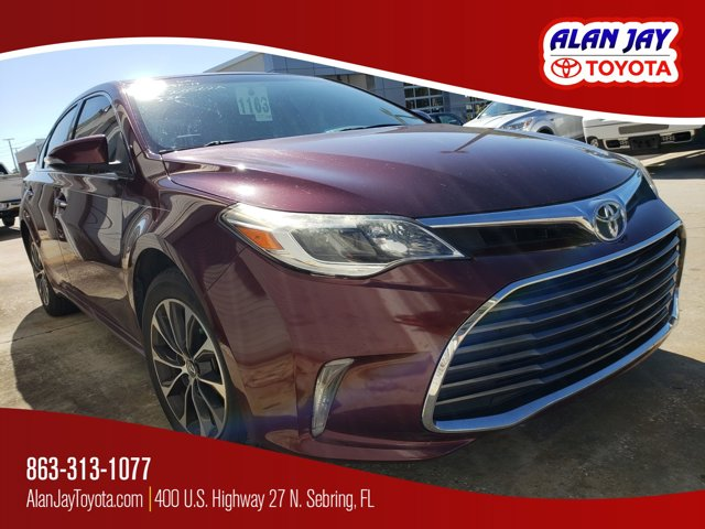 Used 2016 Toyota Avalon in Sebring, FL