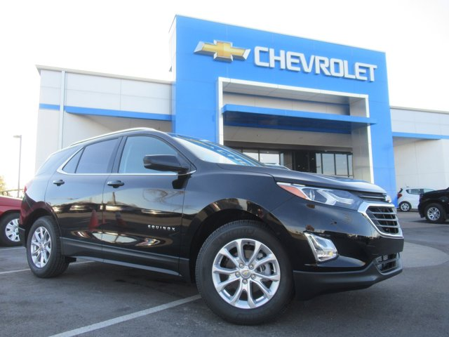 New 2020 Chevrolet Equinox in Kansas City, MO