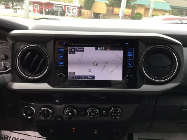 Used 2017 Toyota Tacoma TRD Off Road Double Cab 5' Bed V6 4x4 AT