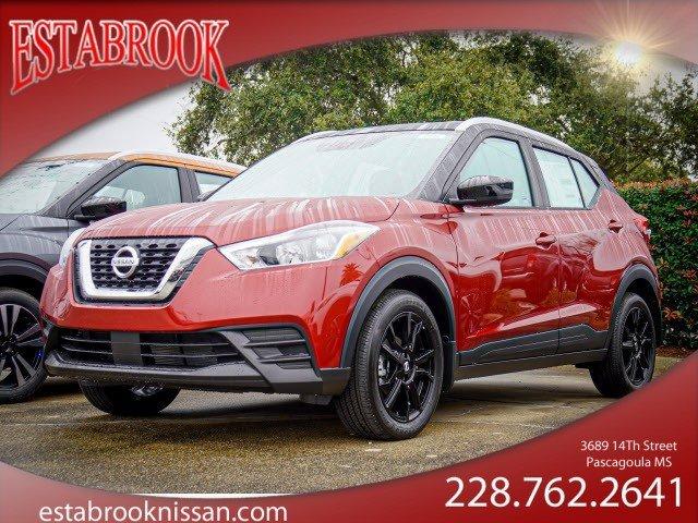 New 2020 Nissan Kicks in Pascagoula, MS