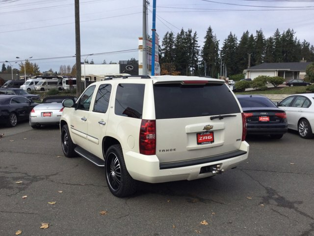 Used 2008 Chevrolet Tahoe 4WD 4dr 1500 LTZ