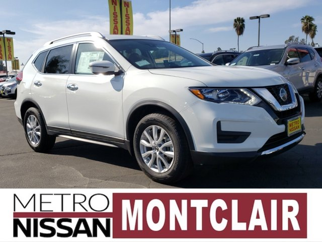 2020 Nissan Rogue SV FWD SV Regular Unleaded I-4 2.5 L/152 [18]