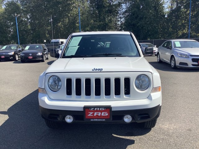 Used 2015 Jeep Patriot 4WD 4dr Sport