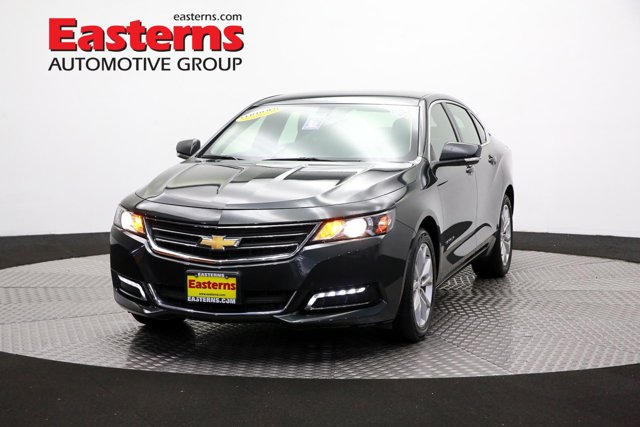 2018 Chevrolet Impala for sale 122414 0