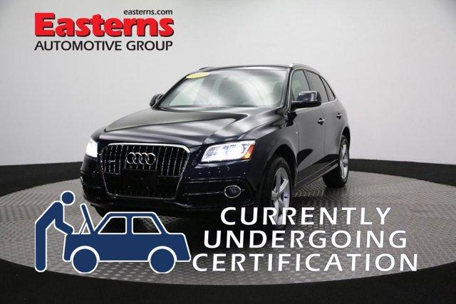 2017 Audi Q5 Premium Plus Sport Utility