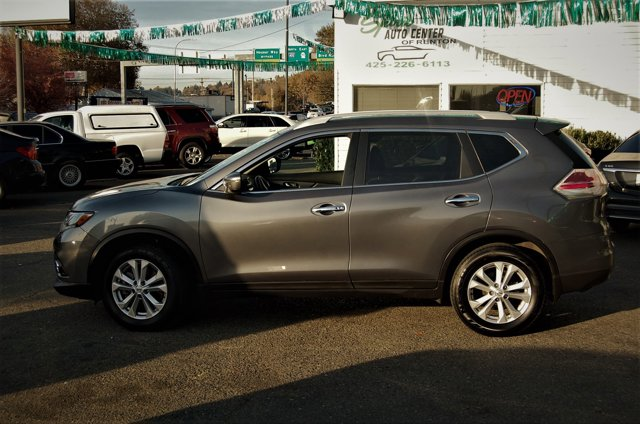 Used 2016 Nissan Rogue FWD 4dr SV