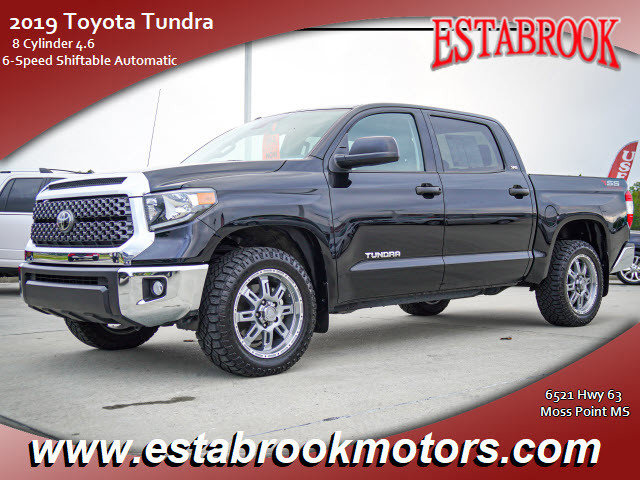 Used 2019 Toyota Tundra in , MS