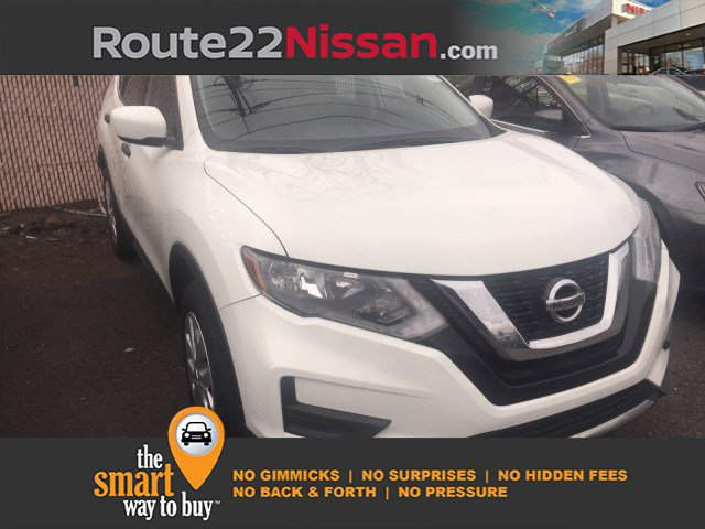 2017 Nissan Rogue S AWD S Regular Unleaded I-4 2.5 L/152 [8]