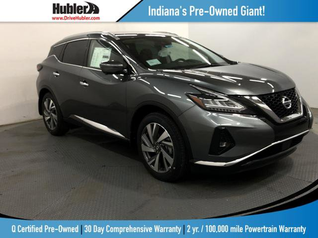 New 2020 Nissan Murano in Indianapolis, IN