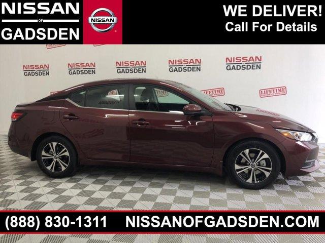 New 2020 Nissan Sentra in Gadsden, AL